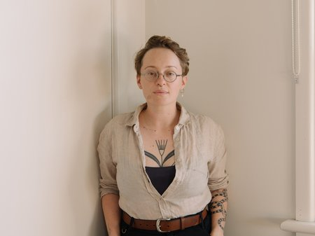 Sarah Walker - Artist for The Unconformity