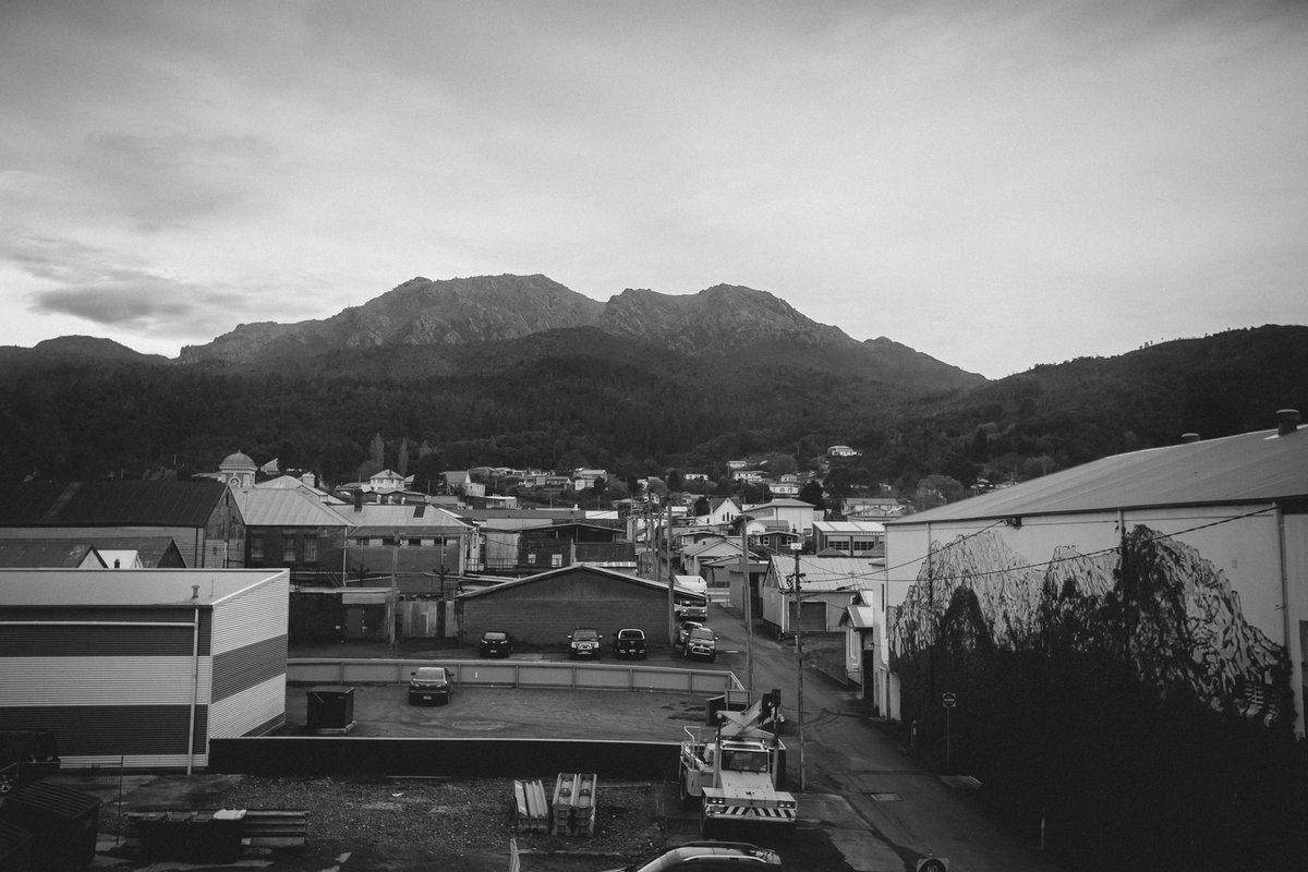 Queenstown and Mt Owen