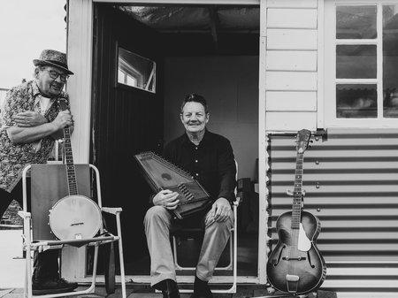Tony Newport & Vince Brophy
