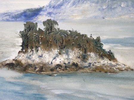 Tony Weare - Cap Island