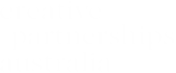 Creative Partnerships Australia